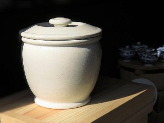 漬物容器,甕.かめ,味噌,梅干し,梅,梅仕事,梅,梅干し容器,容器