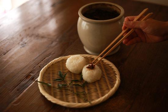 ひしお,醤,発酵調味料,forest table