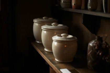 みそ,味噌,かめ,甕,容器,味噌仕込み